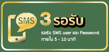 รับ SMS SBOBET